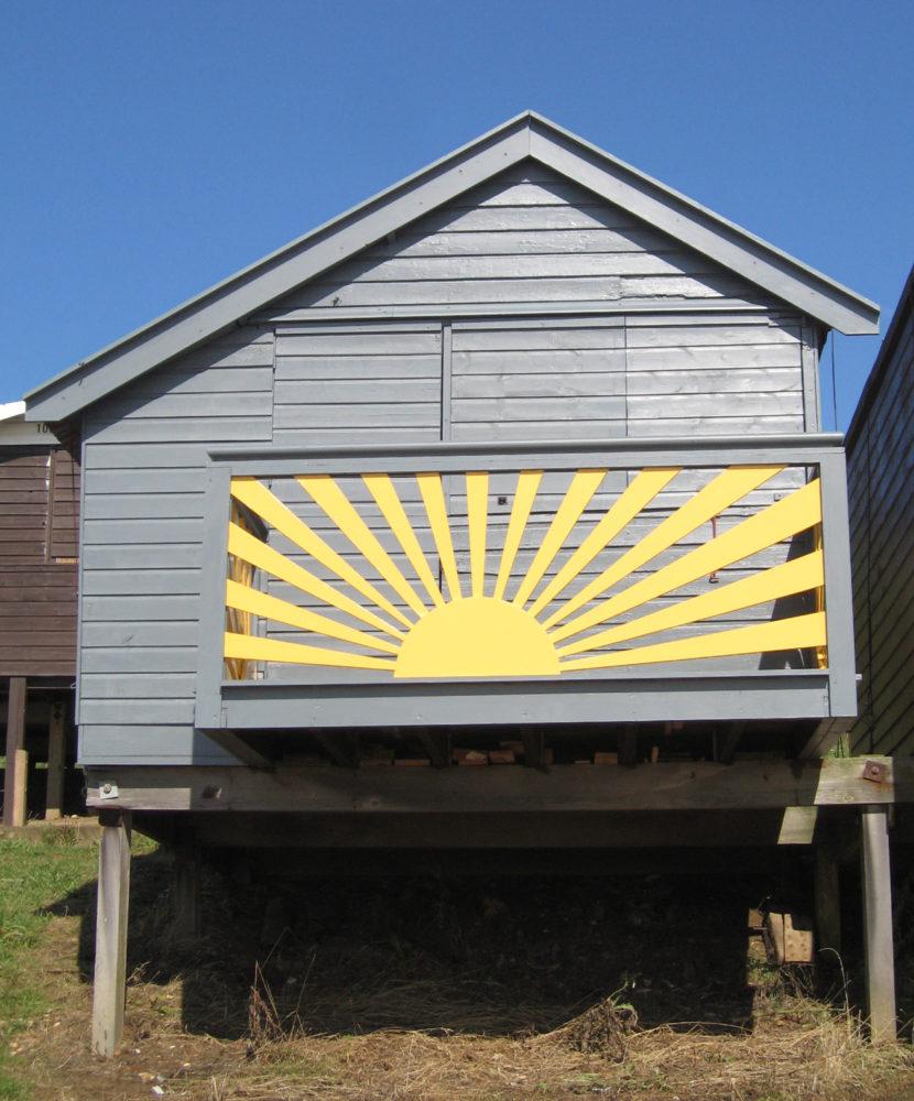 Beach hut, Walton on the Naze (2010)
