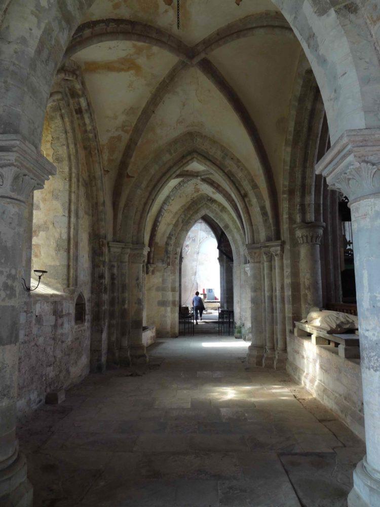 Dore Abbey, Abbeydore, Herefordshire
