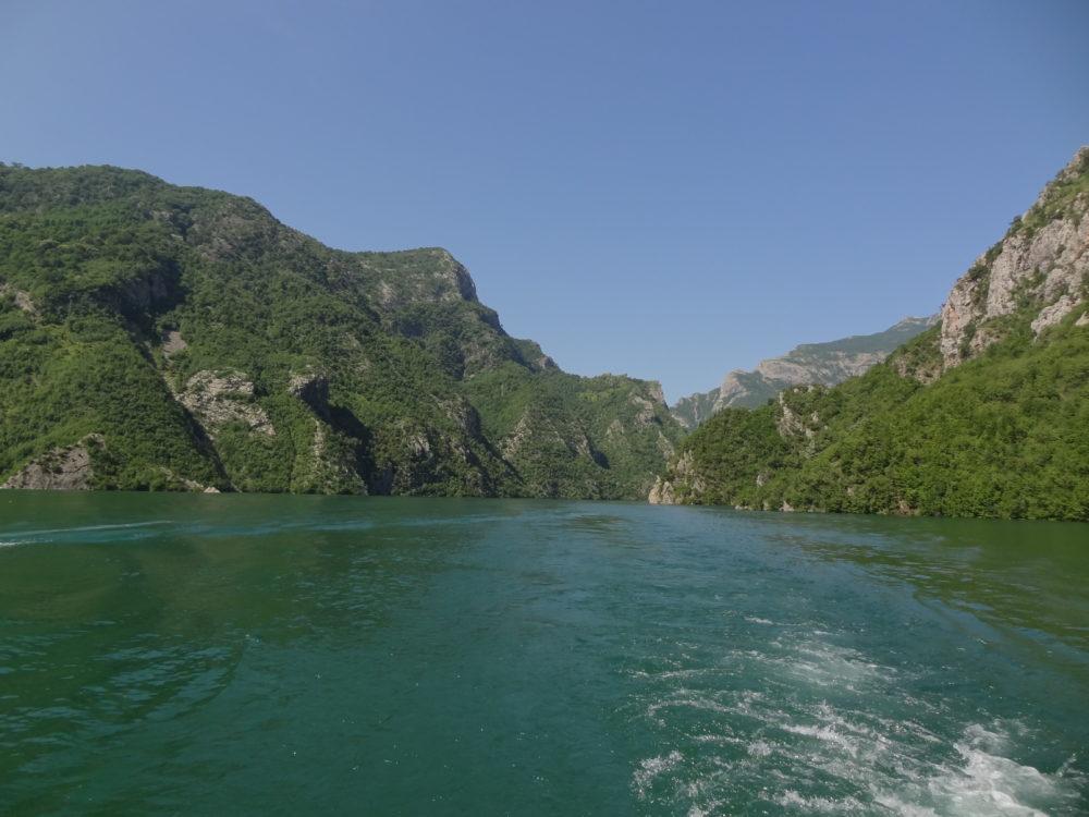 Liqeni i Komanit / Lake Koman, Albania (June 2018)