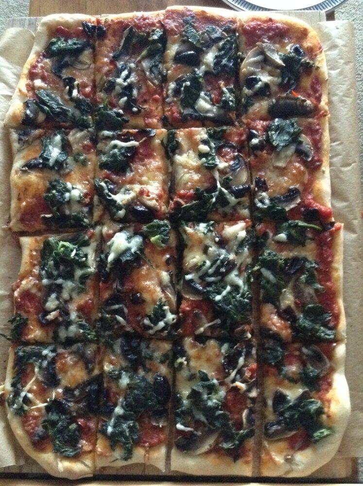 Pizza à la Phil