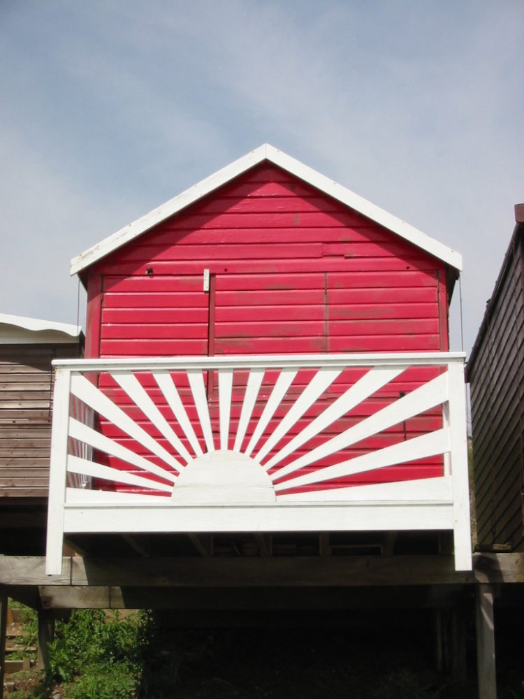 Beach hut, Walton on the Naze (2005)