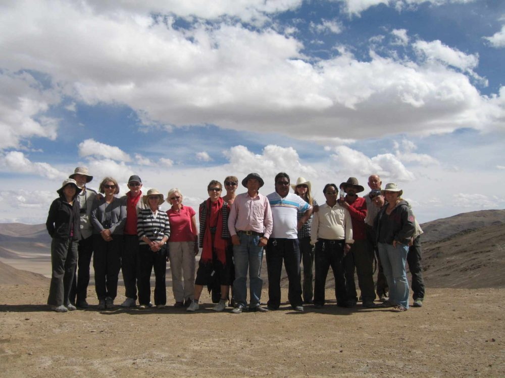 Wild Frontiers' Himalayan Journey from Lhasa to Kashgar - the group