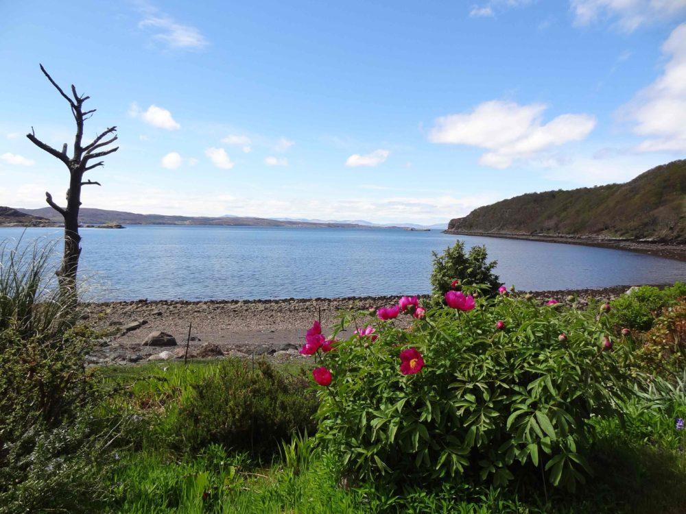 Loch Diabaig from Corrie Craggie